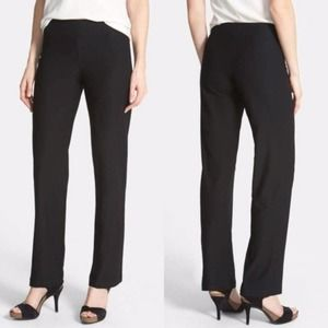 Eileen Fisher XS Stretch Crepe Slim Ankle Pant
